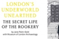 Poster for 'London's Underworld Unearthed' exhibition, London