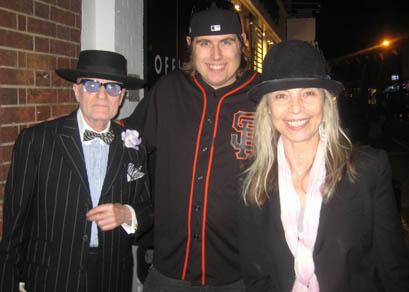 George Skeggs, Kyle and Sammy Reid