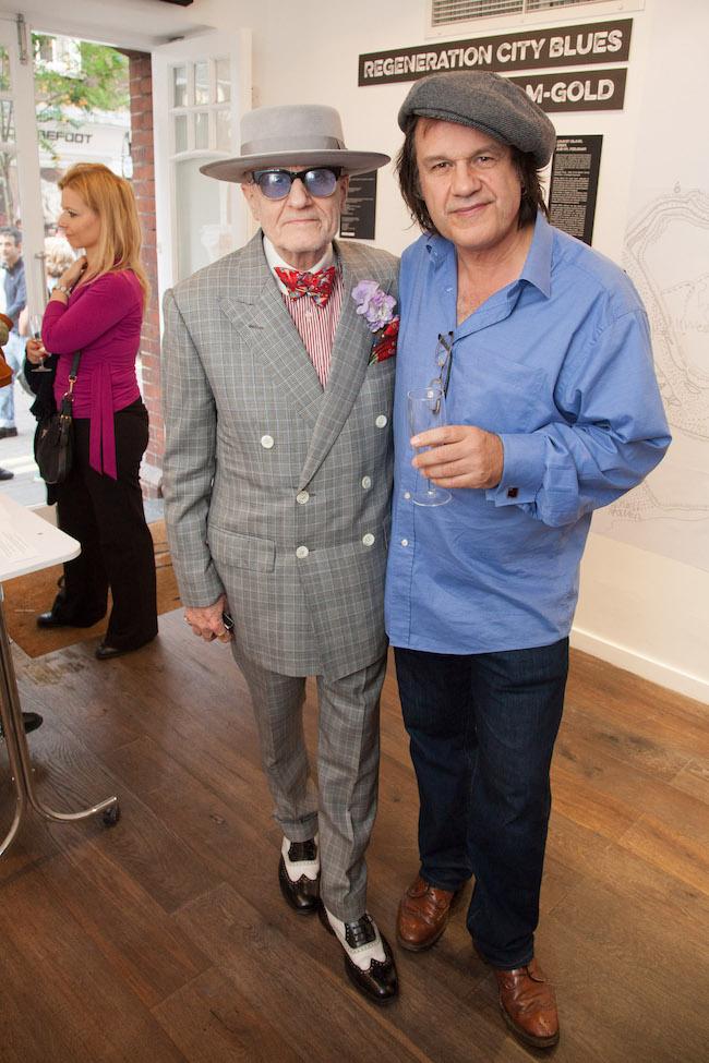 George Skeggs & Gary Lammin, Bermondsey Joyriders