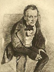 De Quincey in later life