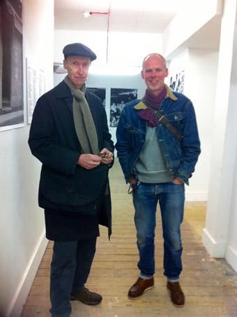 James Palmer & Julian Bates