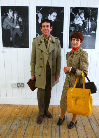 Alex Baxter & Beth Youngs